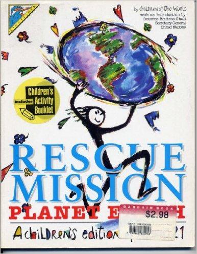 Agenda 21 Childrens Book